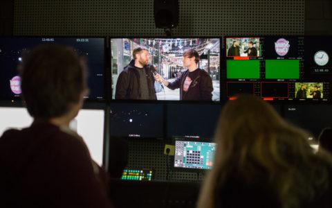 Studioproduktion TV
